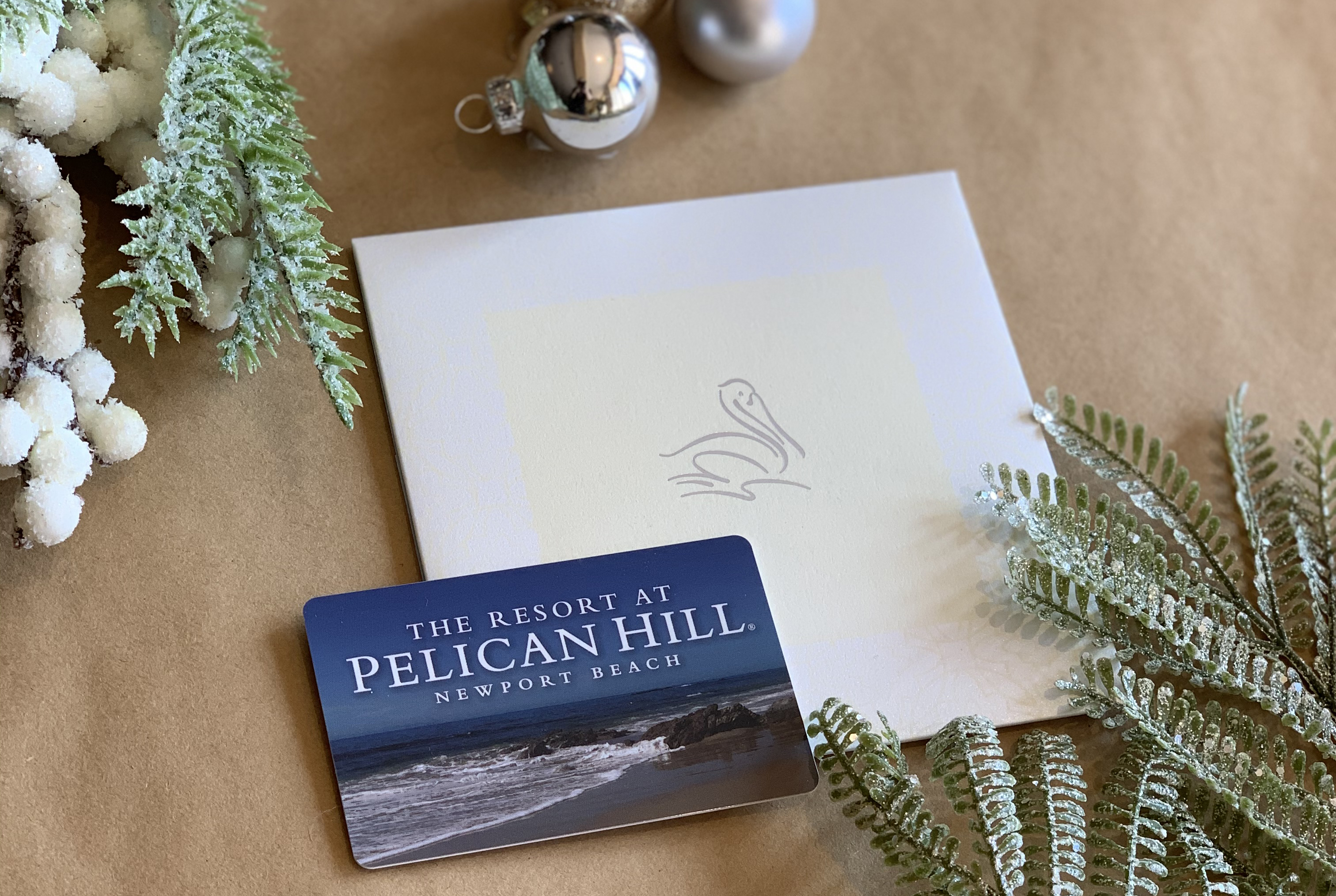 The Resort at Pelican Hill Gift Card